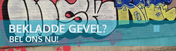 Graffiti bel ons